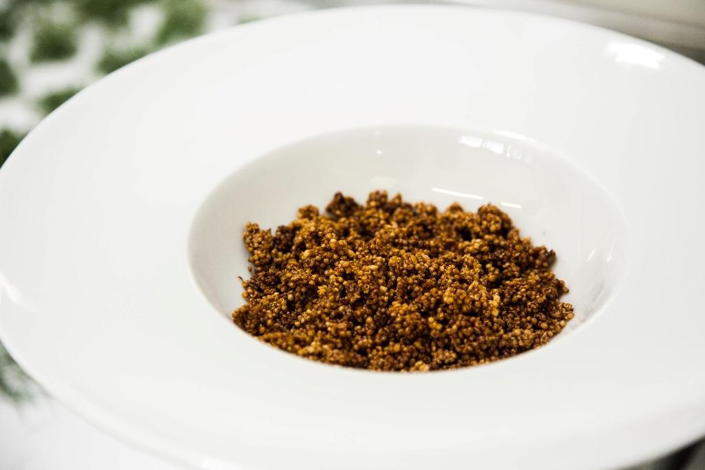 quinoa croccante