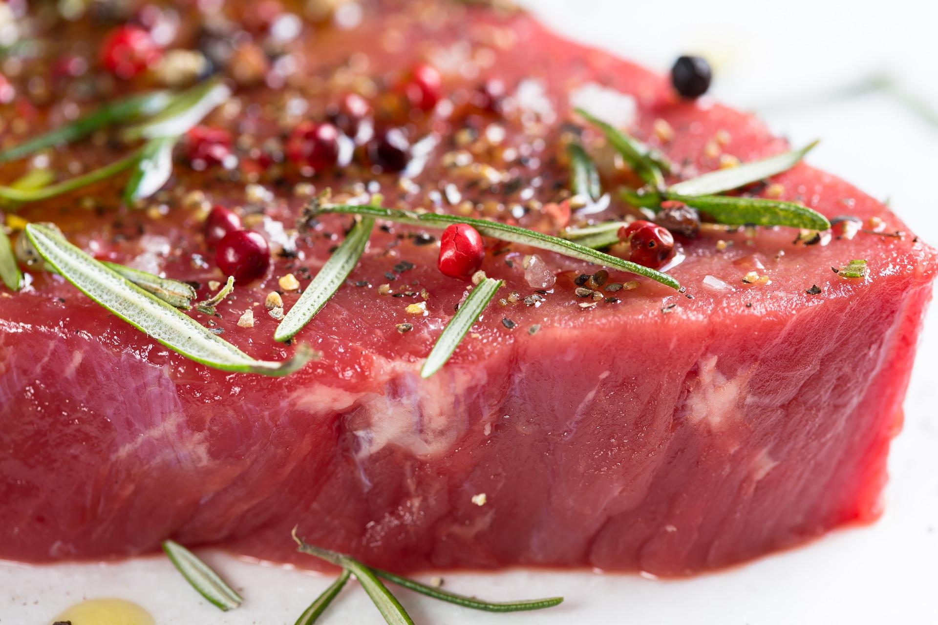 la carne contiene glutine