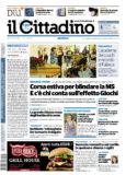 IL CITTADINO cover