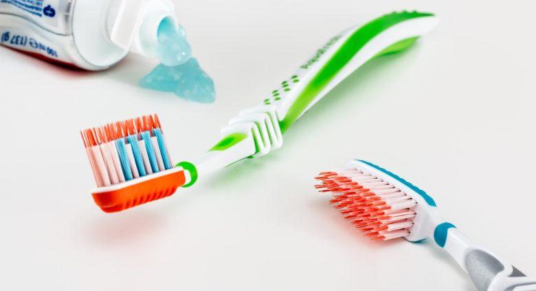 Dentifrici e crema per il corpo