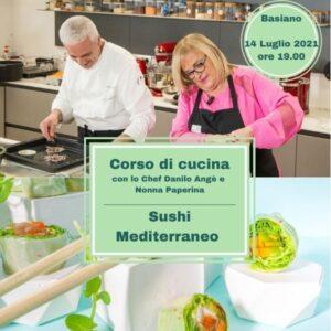 Corso sushi mediterraneo